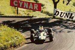 Jim Clark, Lotus-Ford, Ollon-Villars, 1965