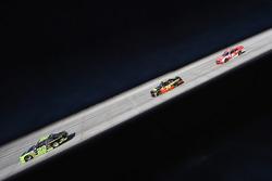 Ryan Blaney, Team Penske Ford, Ryan Sieg, RSS Racing Chevrolet and Ryan Reed, Roush Fenway Racing Fo