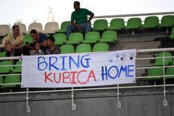 Des fans demandent le retour en F1 de Robert Kubica