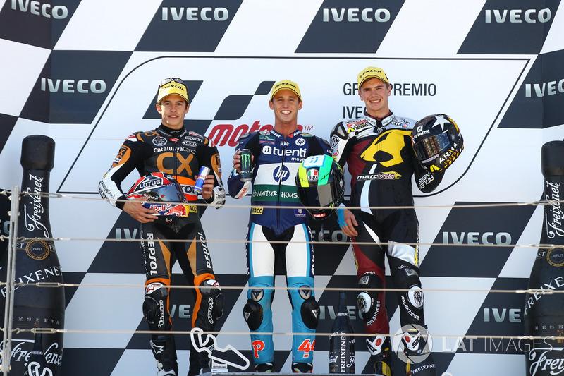 Moto2 San Marino 2012