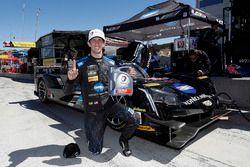 Ganador de la pole Ricky Taylor, Wayne Taylor Racing