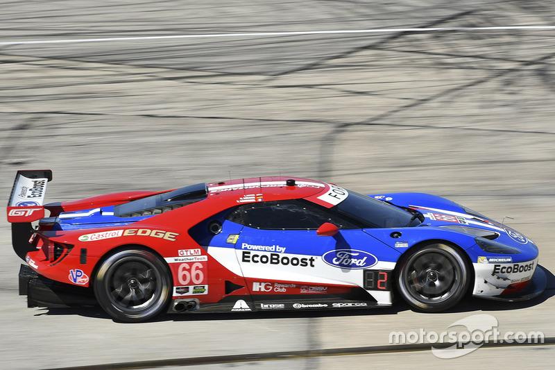 2. GTLM: #66 Chip Ganassi Racing, Ford GT