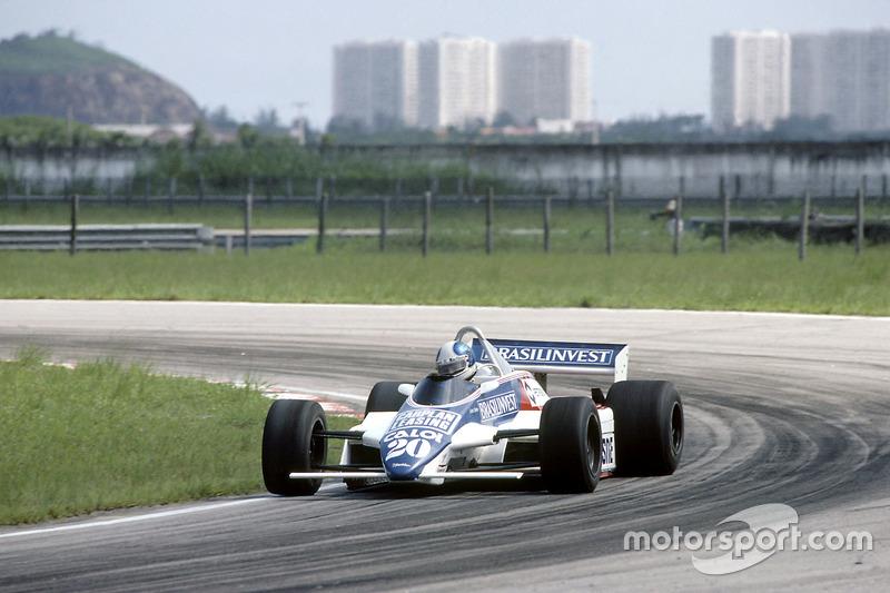 Ford Cosworth: 15 yarışın 12'si, yüzde 80.00 (1974)