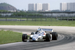 Chico Serra, Fittipaldi F8D-Ford Cosworth