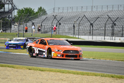 #14 TA2 Ford Mustang, Matt Parent, Mike Cope Racing Enterprises