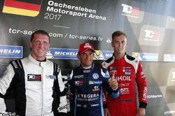 Conferencia de prensa: Jaap van Lagen, Leopard Racing Team WRT, Volkswagen Golf GTi TCR, ganador de