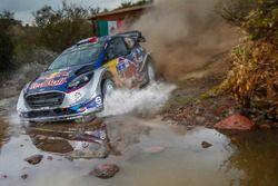 Sébastien Ogier, Julien Ingrassia, M-Sport, Ford Fiesta WRC