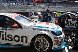 Garry Rogers Motorsport cars in the pitlane
