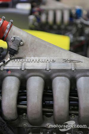 Moutune motor detail