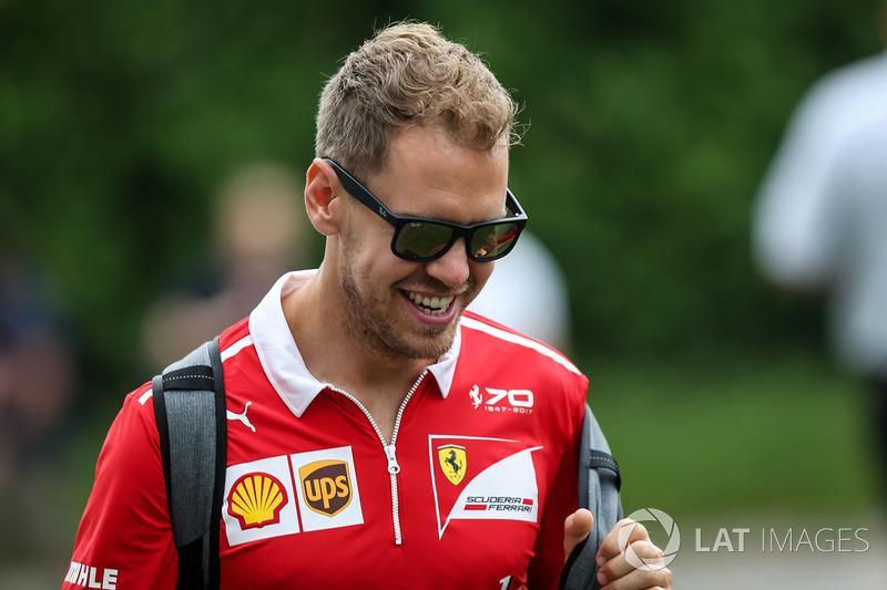 Bestätigt: Sebastian Vettel (Deutschland)