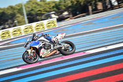 #61 Mototech EWC Team, Honda: Marty Debruyne, Gauthier Duwelz, Marc Buchner