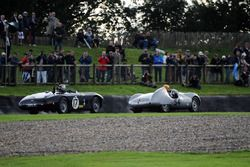 Freddie March Memorial Trophy Chris Ward Cooper Jaguar Rob Hall Aston Martin DB3