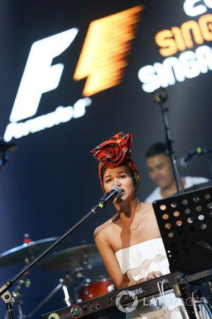 Entertainment / Aarika Lee & The Next Movement