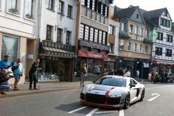 #18 Audi Sport Team Phoenix, Audi R8 LMS GT4: Rahel Frey