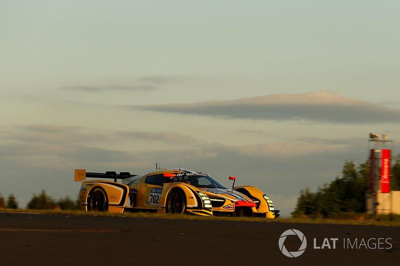 9. #702 Traum Motorsport, SCG SCG003C