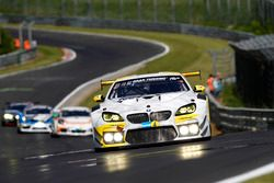 №100 Walkenhorst Motorsport, BMW M6 GT3: Кристиан Кронье, Микеле ди Мартино, Матиас Хенкола, Нико Ме