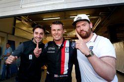 Polesitter: #704 Traum Motorsport, SCG SCG003C: Jeff Westphal, Franck Mailleux, Andreas Simonsen