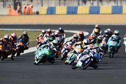 Jorge Martin, Del Conca Gresini Racing Moto3, Arrancada