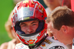 Nicky Hayden, Honda con Freddie Spencer