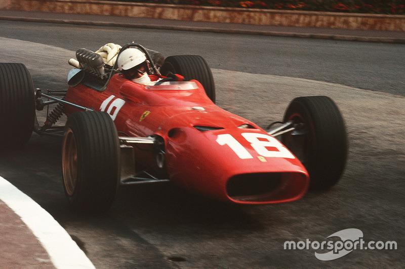 GP Mónaco 1967: Fallece Lorenzo Bandini