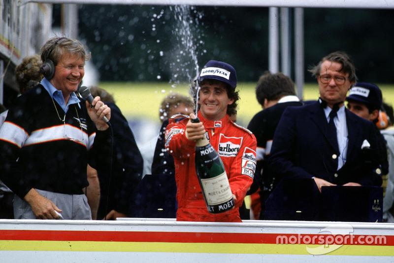 Alain Prost (1985, 1986, 1989 y 1993)