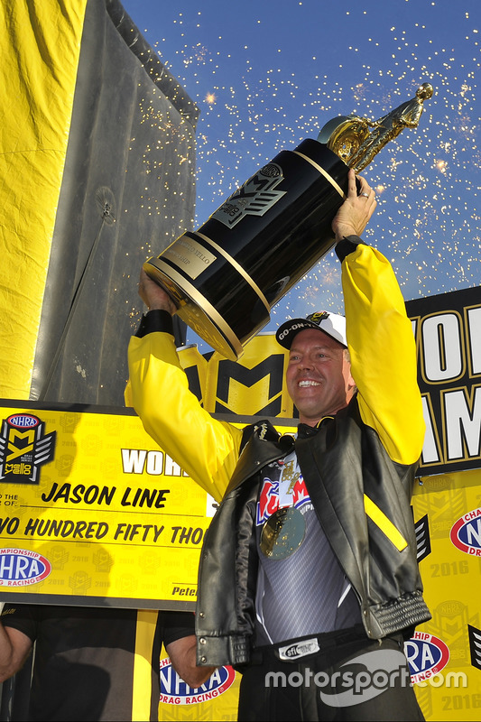 Champion Pro Stock 2016: Jason Line