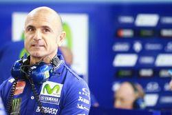 Massimo Meregalli, Yamaha Factory Team, Team director