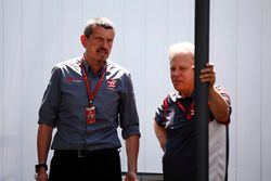 Günther Steiner, Haas-Teamchef, Gene Haas, Haas-Teambesitzer