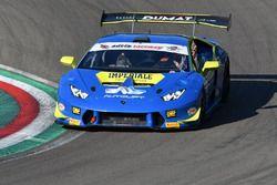 Lamborghini Huracan-S.GTCup #123, Antonelli Motorsport: Bonacini-Lasagni