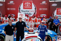 1. Kyle Larson, Chip Ganassi Racing, Chevrolet