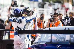 GT Open 2017, Estoril Race, Philipp Frommenwiler und Albert Costa, Lexus RC F GT3, Emil Frey LexusRa