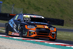 Dillon Koster, Certainty Racing Team, Audi RS3 LMS