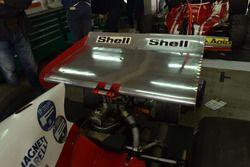 Ala posteriore Ferrari 312 B3