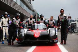 #7 Toyota Gazoo Racing, Toyota TS050 Hybrid