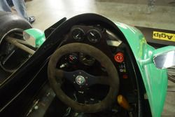Кокпит Alfa Romeo 184 T