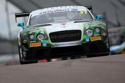 Rick Parfitt Jr., Seb Morris Team Parker, Racing Bentley Continental GT3