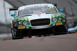 Rick Parfitt Jr., Seb Morris Team Parker, Racing Bentley Continental GT3