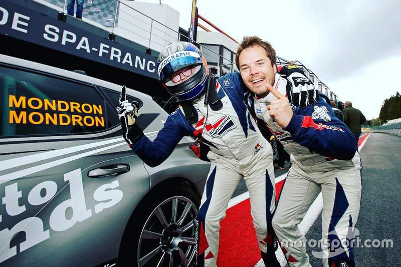 Guillaume ed Edouard Mondron, SEAT Leon TCR, Delahaye Racing