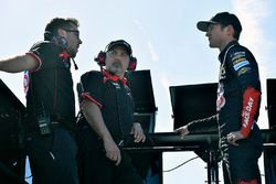 Kasey Kahne, Hendrick Motorsports Chevrolet y Darian Grubb