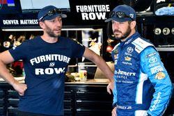 Мартин Труэкс-мл., Furniture Row Racing Toyota и Коул Пирн