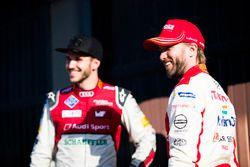 Nick Heifeld, Mahindra Racing, Daniel Abt, Audi Sport ABT Schaeffler