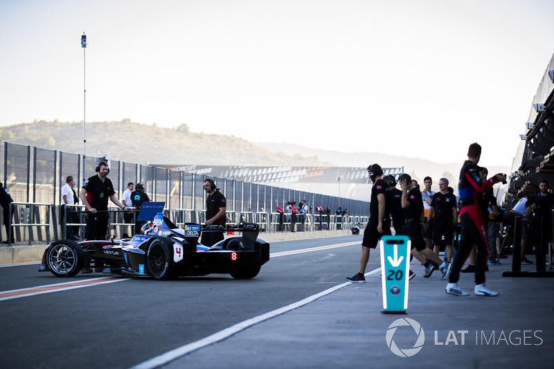 Michael Benyahia, Venturi Formula E Team