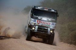 #524 Riwald Dakar Team: Gert Huzink