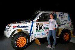 Cristina Gutiérrez, Mitsubishi
