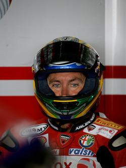 Трой Бейлисс, Ducati