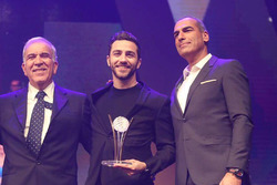 Alon Day, Athlete of the Year in Israel in the Motorsport category