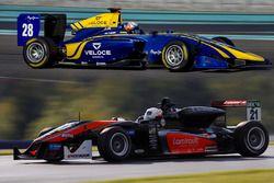 Une GP3 et une F3