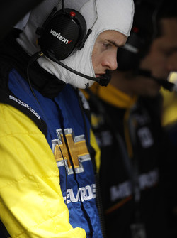 Simon Pagenaud, Team Penske Chevrolet Chevrolet engineer