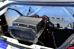 Car #11 Blackdog Speed Shop Chevrolet Camaro GT4.R: Tony Gaples, detail