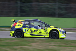 Andrea Locatelli, Massimo Torri, Ford Fiesta